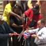 Local veteran receives newly renovated home in Baltimore