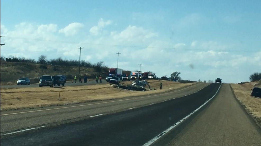 One killed in rollover crash in Hedley | KVII