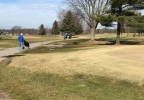 Golf in Feb