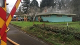 Roseburg home suffers $30K in damage after Tuesday fire