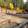 Landslide shuts down road near Lake Chelan