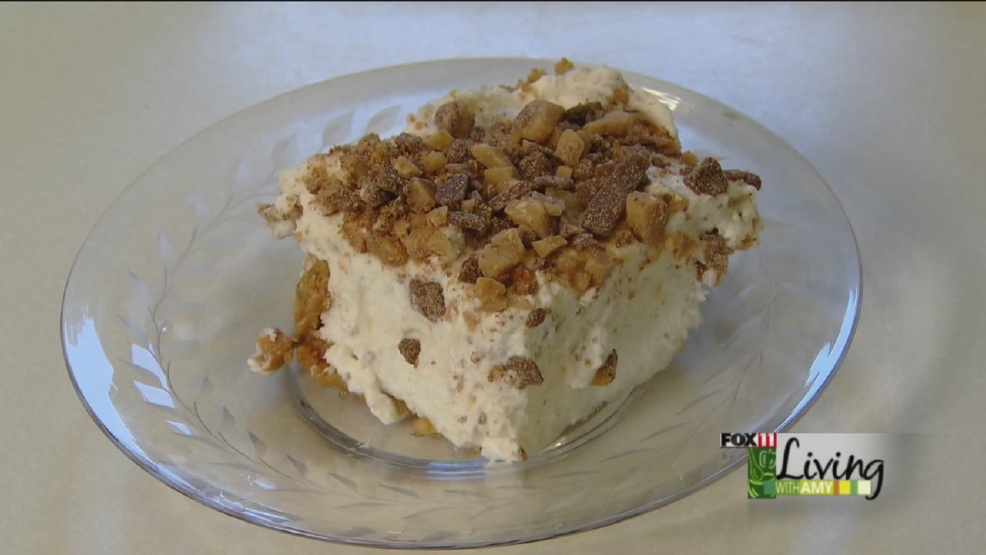 Heath Bar Torte