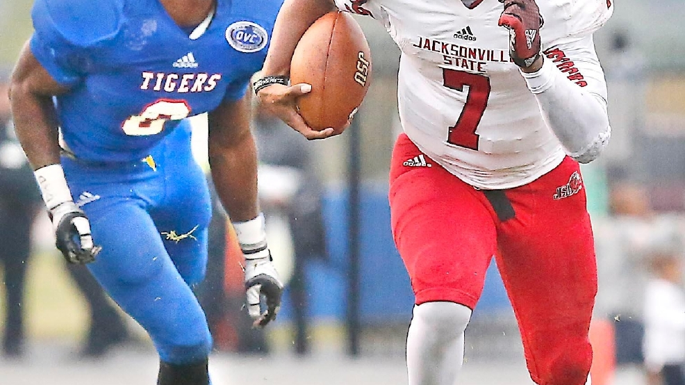 Jacksonville State at Tennessee State