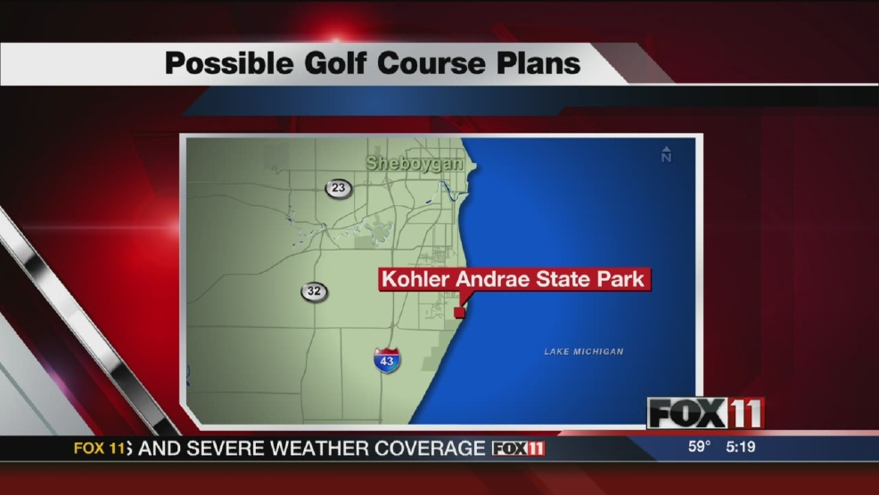 Possible Kohler Co. golf course being discussed