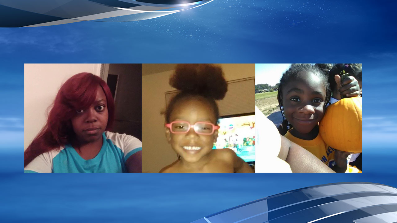 <p>Police identified the victims as 24-year-old Moriah Cunningham, 5-year-old Alayliah Cunningham and 4-year-old Elijah Cunningham. (Photos courtesy: Cunningham's family)</p>