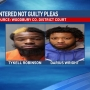 2 men charged in robbery involving juvenile
