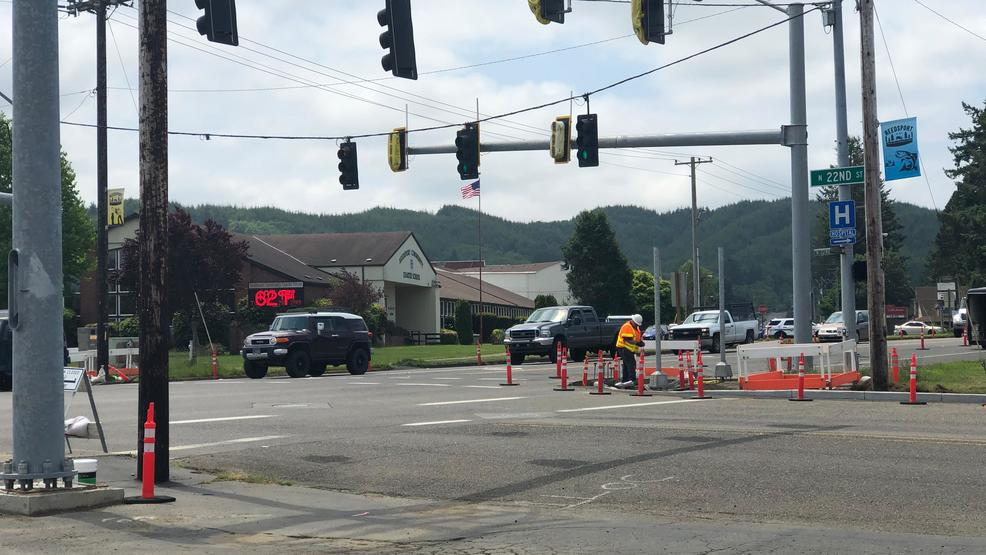 ODOT to make changes to Hwy 101 in Reedsport   KCBY