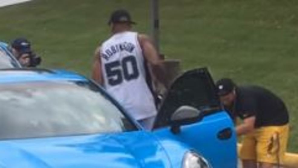 Steelers Lb Arrives To Camp Rocking David Robinson Jersey