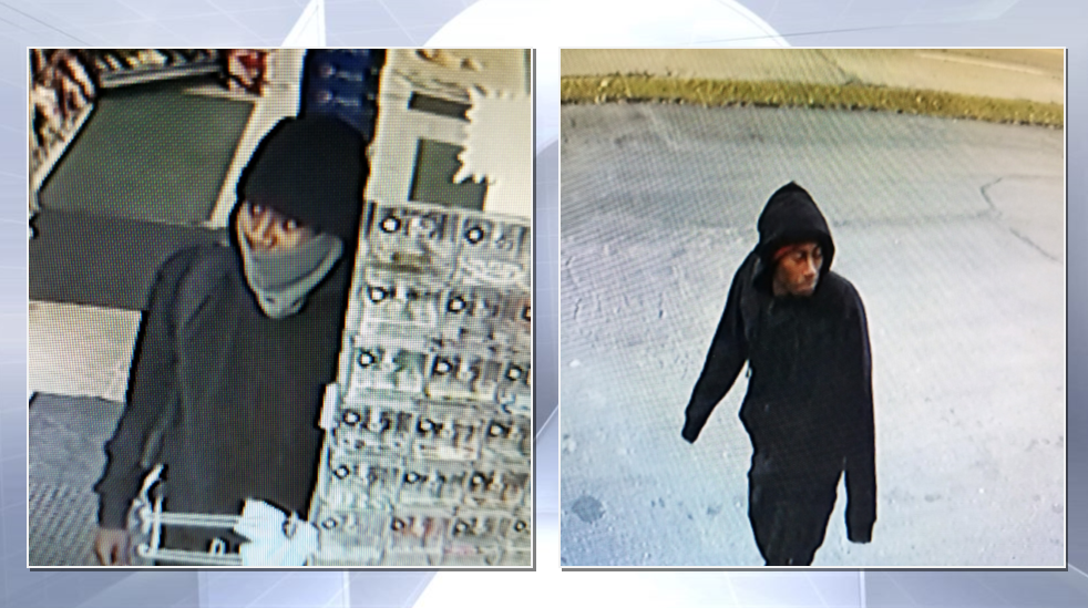 Police search for 2 suspects after armed robbery of Rapid Run Carry Out in Delhi (WKRC)