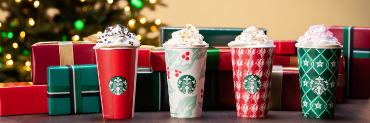 Customers who get the reusable cup can also get a discount ($.50) on holiday drinks after 2 p.m. from Nov. 3 to Jan. 7. (Image: Joshua Trujillo, Starbucks)