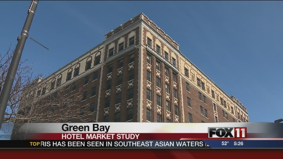Green Bay hotel market study approved