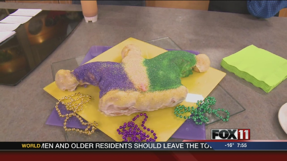 Mardi Gras party plans