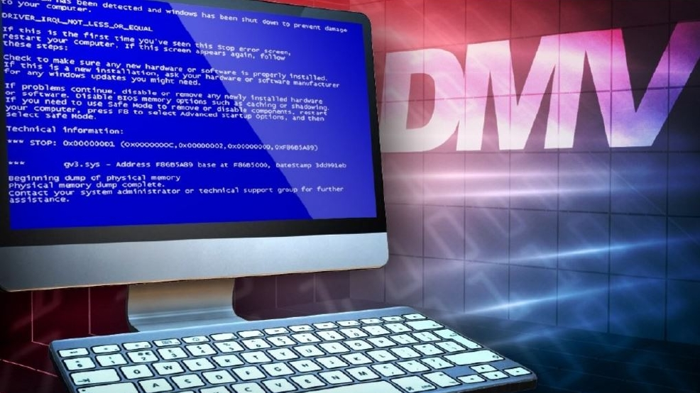 West virginia dmv experiencing statewide computer for Department of motor vehicles charleston west virginia