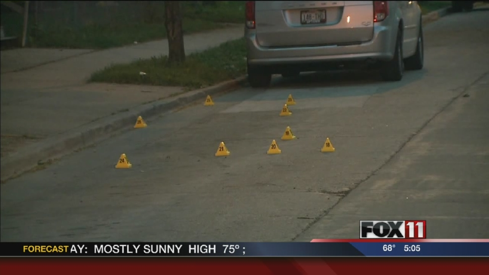 Police looking for suspects in playground shooting