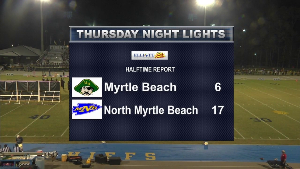 Week Six Thursday Night Lights Halftime Highlights