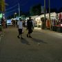 While some come to bikefest for fun, others come for business