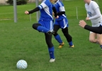 The Wrightstown girls soccer team is undefeated on the season. (Doug Ritchay/WLUK)