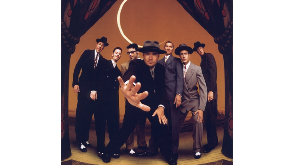Big Bad Voodoo Daddy (Courtesy EAA)