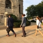 Notre Dame football players enter not guilty pleas