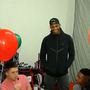 NBA player, Riviera Beach native hosts surprise shopping spree for local youth