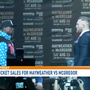 Mayweather vs. McGregor fight suffers from tame ticket sales