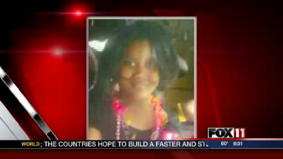Milwaukee Girl On Life Support