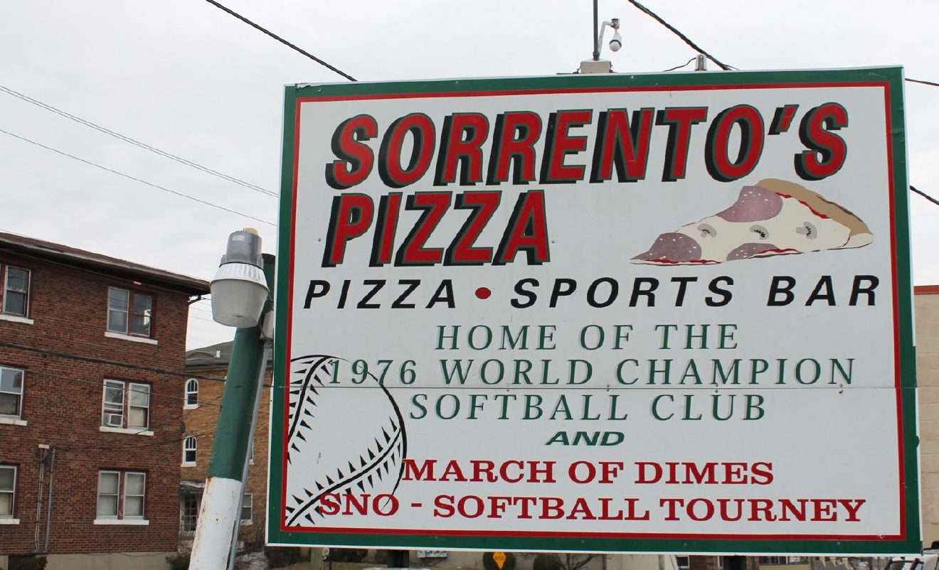 Sorrento's Pizzeria has been serving up pizza, pasta, and subs since 1956. Located just north of Xavier's campus, this neighborhood eatery also features an event space and a bar. ADDRESS: 5143 Montgomery Rd, Cincinnati, OH 45212 / Image: Rose Brewington // Published: 2.28.17
