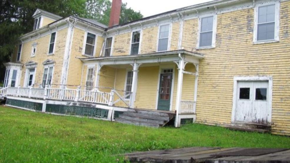 The park service is looking for someone to rehabilitate this historic Maine home