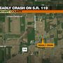 One killed in weather-related crash in Elkhart County