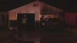 Car fire in South Bend spreads to garage