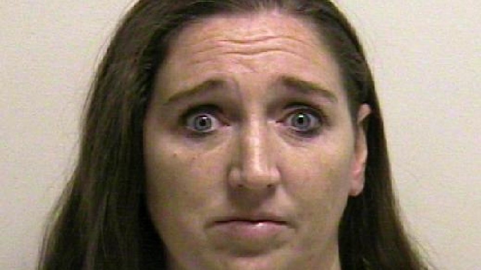 This photo provided by the Utah County jail shows Megan Huntsman, who was booked into the Utah County jail on suspicion of killing six of her newborn children over the past decade. Seven dead babies were found in a garage at a Pleasant Grove home where Huntsman lived up until 2011. (AP Photo/Utah County Jail)