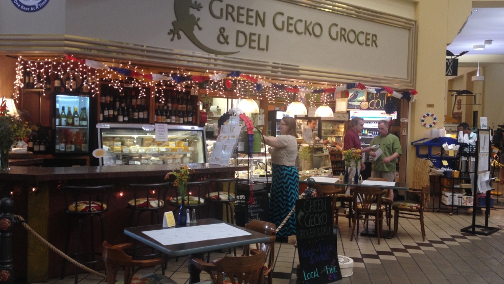 Green Gecko Grocer & Deli to open second downtown Appleton store this year.