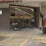 KFDM Team Coverage: Search for 12 people who crashed van into Walgreens and stole an ATM
