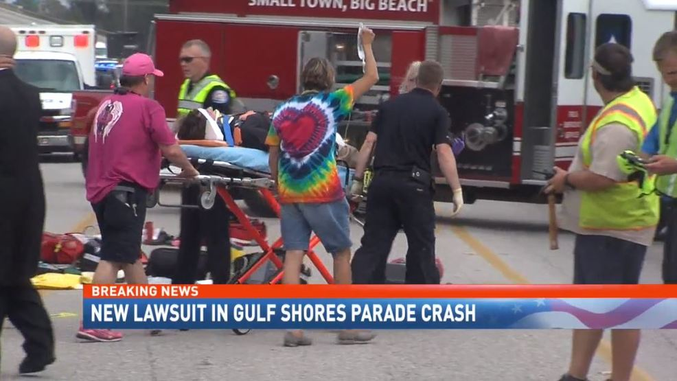 Series of lawsuits filed in 2017 Gulf Shores Mardi Gras accident | WPMI