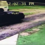 Miami Heights resident upset after Amazon courier drives through yard, tosses package