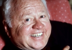 Entertainer Mickey Rooney is shown in this May 1987 file photo. (AP Photo/File)