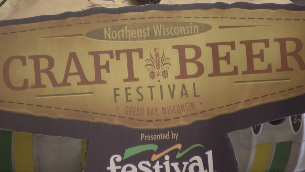 The first-ever Northeast Wisconsin Craft Beer Festival will take place on Saturday, Oct. 4, 2014 at Shopko Hall in Ashwaubenon.