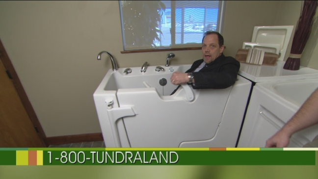 Tundraland Walk-in Tubs and Replacement Showers