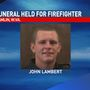 Funeral held for Huntington firefighter killed in crash