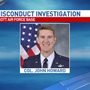 Scott Air Force Base official under sexual misconduct probe