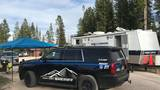 Search teams scour remote area of Summit County for camper who disappeared