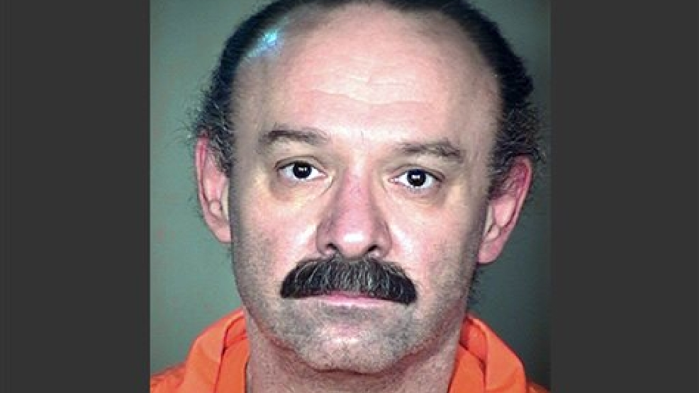 This undated file photo provided by the Arizona Department of Corrections shows inmate Joseph Rudolph Wood. Wood took nearly two hours to die and gasped for about 90 minutes during his execution in Arizona on Wednesday, July 23, 2014. (AP Photo/Arizona Department of Corrections, File)