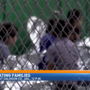 Migrant mothers separated from their children being held at Calhoun County Jail
