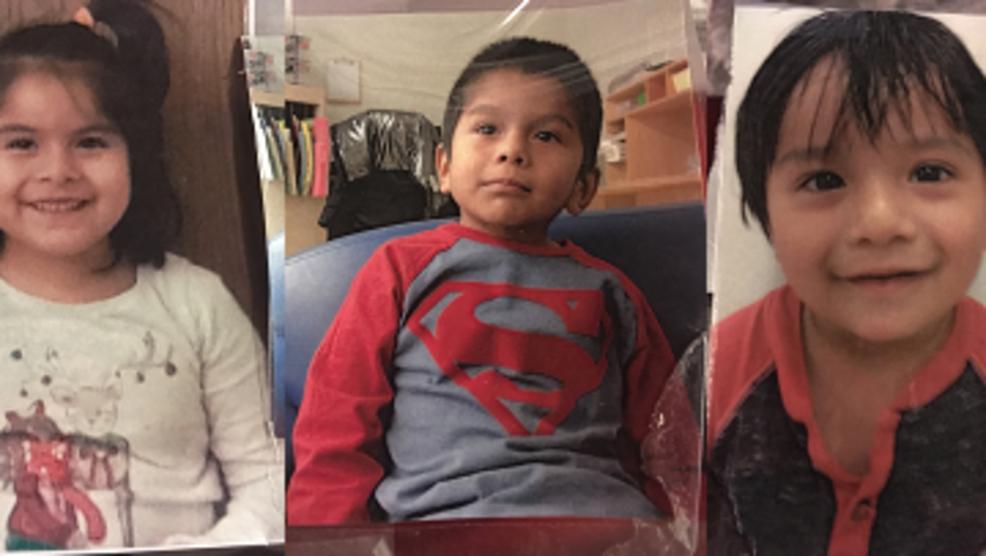 AMBER ALERT: Three missing children found safe, suspect
