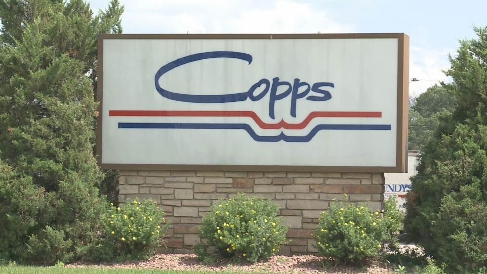 The Copps/Roundy's distribution center in Stevens Point, Wisconsin. (Courtesy: WSAW)