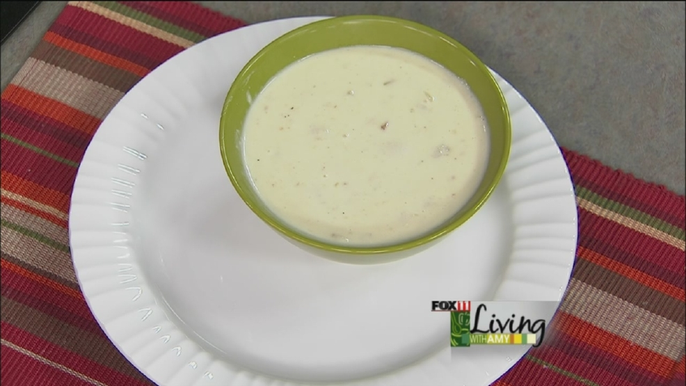 White Fish Chowder