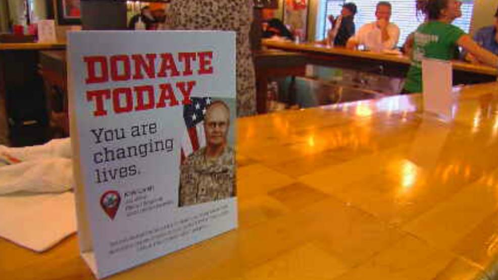 Weidemann's Brewery fundraises for 'Help a Hero' scholarship program