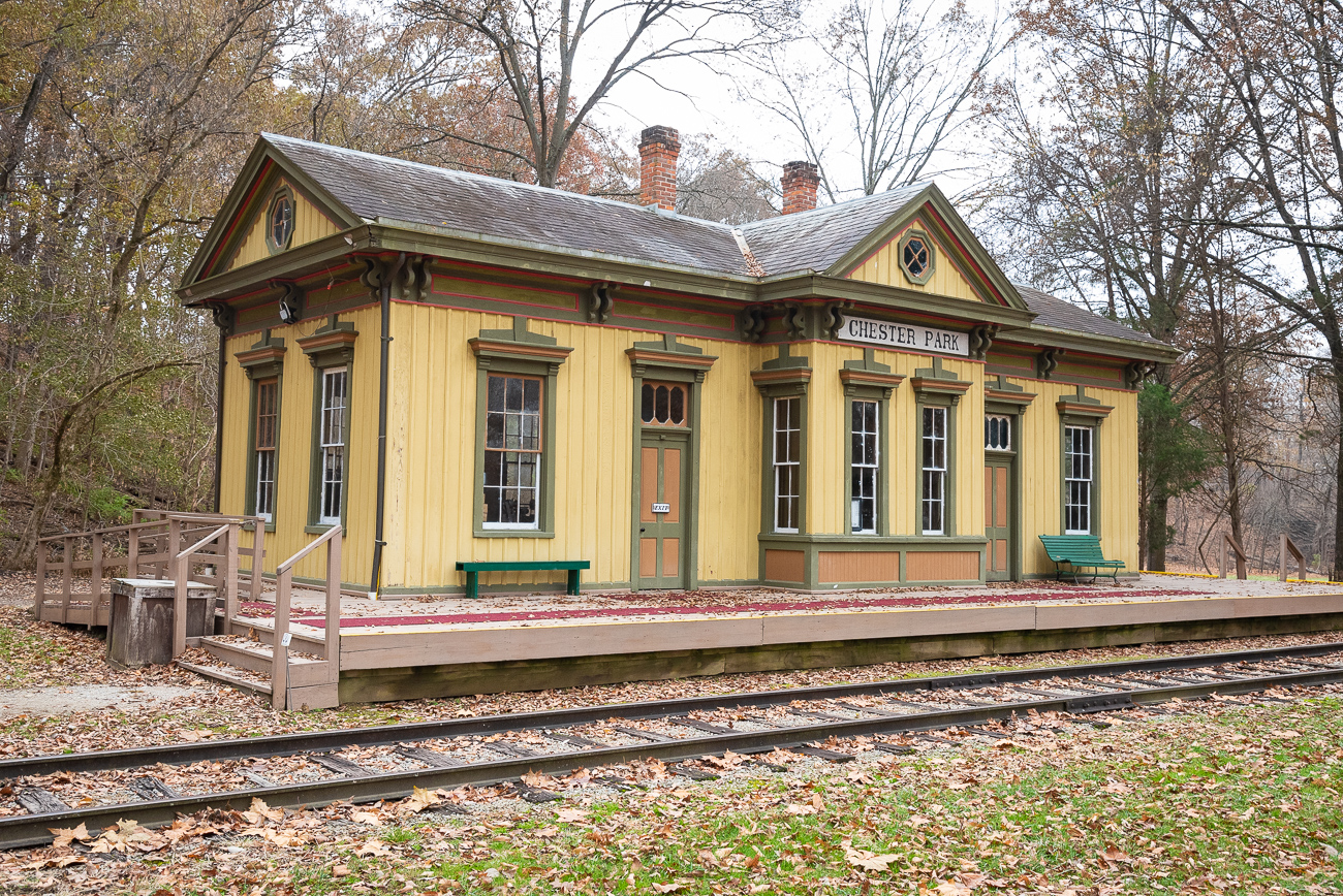 The Heritage Village Museum is, at its core, a campus of authentic historic structures from around the region that were moved and collected inside a single plot of land inside Sharon Woods Park. Comprising 11 historic buildings and two new-builds, the museum acts as both a repository for preserved, historic buildings and artifacts as well as an immersive vehicle for telling the tale of what life was like in the 19th Century. It offers both self-guided and guided tours depending on the season. Adults tickets are $7, children 5-11 are $3, and children under four and members are free.{ }/ Image: Phil Armstrong, Cincinnati Refined // Published: 12.5.19