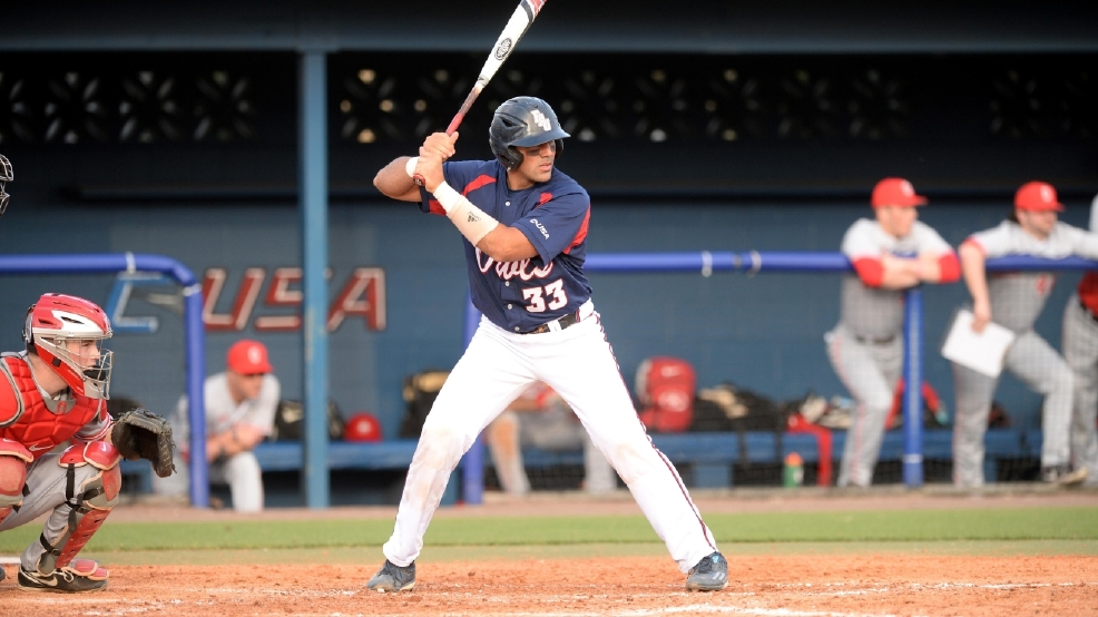 2015 FAU Baseball vs Ohio State