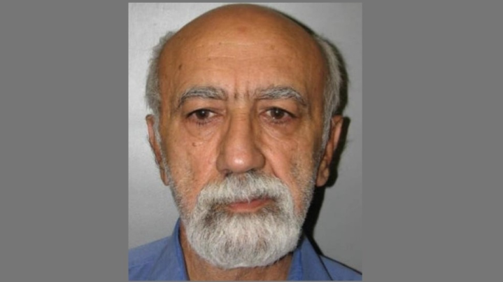 Police have charged a masseur, Habibollah Jadidi, with sexual assault after he allegedly got too hands-on with a female client on the massage table. (Montgomery County Police)